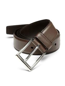 Prada  - Saffiano Dress Belt