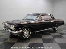 Chevrolet  - 1962 Impala