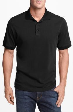 Nordstrom - Regular Fit Interlock Knit Polo
