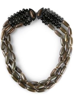 Yves Saint Laurent Vintage  - Triple Strand Necklace