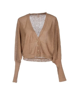 Metamorfosi - Solid Color Cardigan Sweater