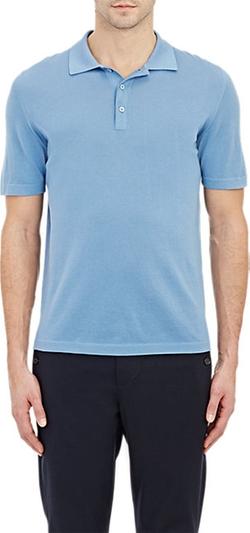 Svevo - Knit Polo Shirt