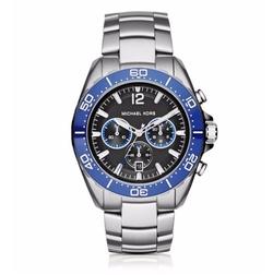 Michael Kors - Winward Silver-Tone Watch