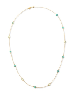 Kate Spade New York - Give Me a Ring Scattered Station Necklace