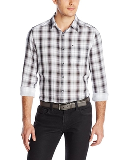 Kenneth Cole - Double Face Plaid Shirt