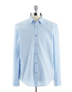 HUGO BOSS  - Ronny Oxford Button-Down Shirt