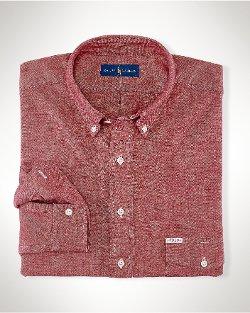 Ralph Lauren - Classic-Fit Chambray Shirt