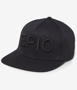EXPRESS - Flat Bill Embroidered Baseball Hat - Epic