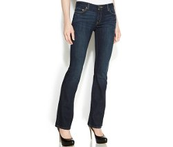MICHAEL Michael Kors  - Boot Cut-Leg Jeans