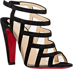 Christian Louboutin  - Nicobar Caged Sandals