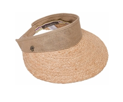 Tommy Bahama - Metallic Adjustable Visor