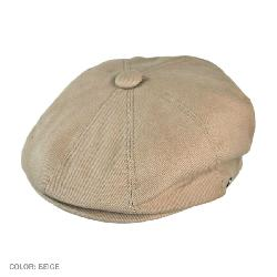 Jaxon Hats - Cotton Newsboy Cap