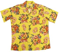 Pineapple Juice - Ukulele Lei Vintage Shirt