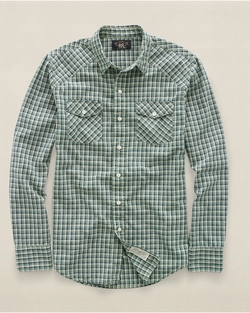 RRL & Co. - Slim Rancher Western Shirt