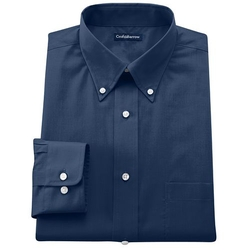 Croft & Barrow - Button Down Collar Dress Shirt