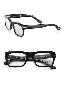 Tom Ford Eyewear  - Square Optical Glasses