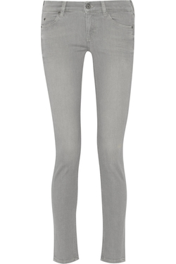 MIH Jeans - The Breathless Low-Rise Skinny Jeans