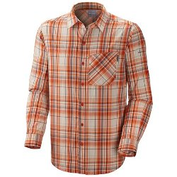 Columbia Sportswear - Insect Blocker Plaid Shirt