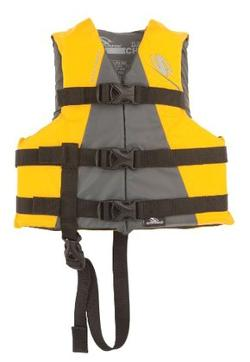 Stearns  - Youth Watersport Classic Life Jacket, Yellow