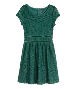 H&M - Lace Dress