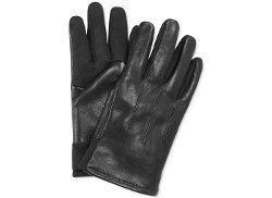UR Gloves  - Leather Sweater-Knit Palm Gloves