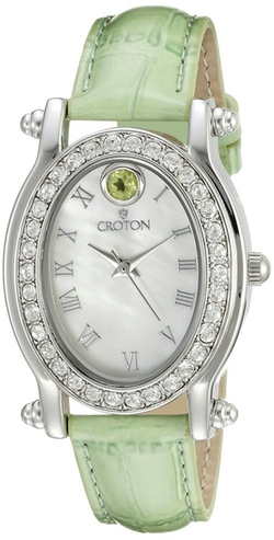 Croton - Balliamo August Birthstone Analog Display Watch