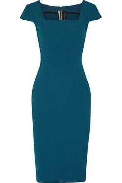Roland Mouret - Jeddler Stretch-Crepe Dress