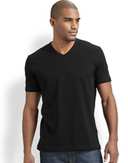 Boss - Eraldo V-Neck T-Shirt