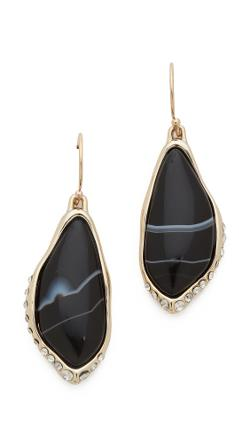 Alexis Bittar  - Infinity Drop Earrings