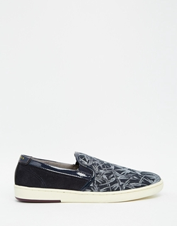 Ted Baker - Chaise Palm Slip-On Sneakers Shoes