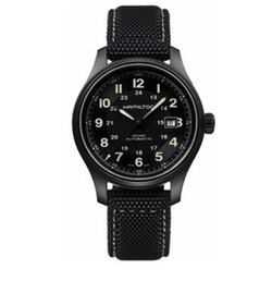 Hamilton - Khaki Field Titanium Watch