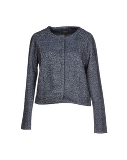 Selected Femme - Single Breasted Tweed Blazer