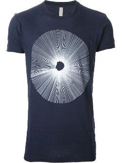 Silent Damir Doma  - Printed T-Shirt