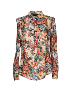 Love Moschino  - Floral Print Shirts