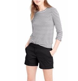 Hybrid & Company - Womens Super Comfy Bermuda Walking Shorts