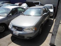 Nissan - 2001 Sentra GXE