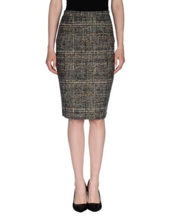 Nineminutes - Knee Length Skirt