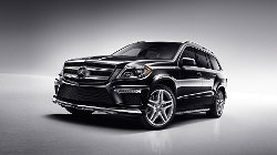 Mercedes-Benz - GL350 BlueTEC