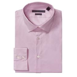 John Varvatos Collection  - Slim Solid Shirt