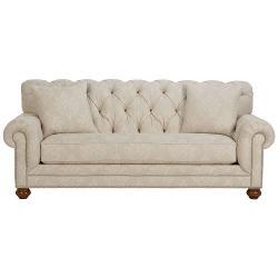 Ethan Allen - Chadwick Bench-Cushion Sofa