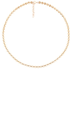 Eight by Gjenmi Jewelry - Disc Choker