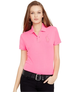 Polo Ralph Lauren - Pink Pony Polo Shirt