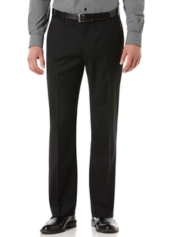 Perry Ellis - Wool Twill Solid Dress Pant