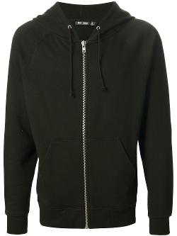 BLK DNM  - hooded sweatshirt