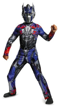 Disguise Costumes  - Child Classic Optimus Prime Costume
