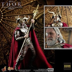 Nuo Ya - Odin Supreme King Figure