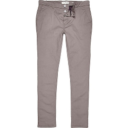 River Island - Skinny Chino Pants