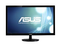 ASUS  - Full-HD 5ms LED-Lit LCD Monitor