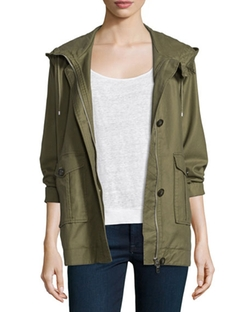 Joie  - Camea Hooded Jacket