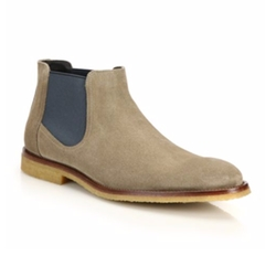 To Boot New York  - Briggs Suede Chelsea Boots